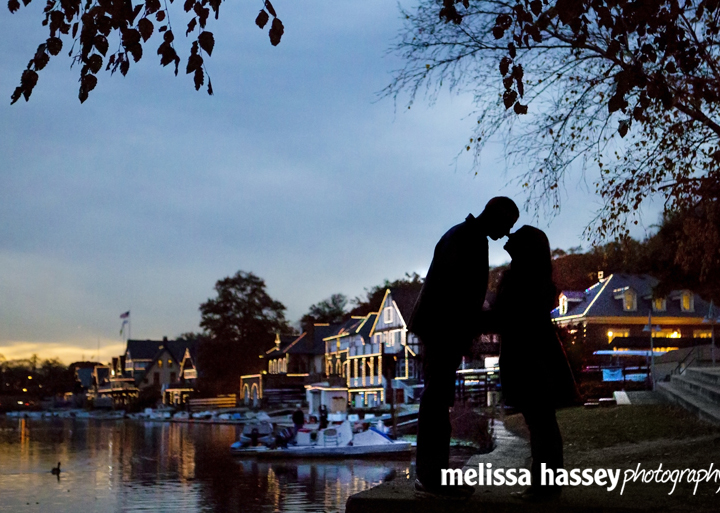 Old City/ Waterworks Engagement
