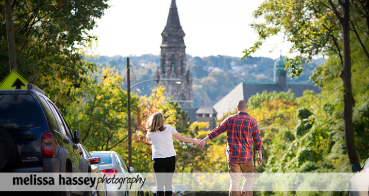 Manayunk Engagement Portraits
