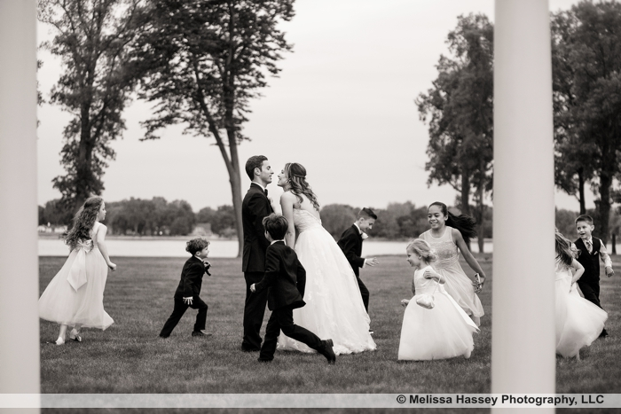 Wedding: Pen Ryn Estate